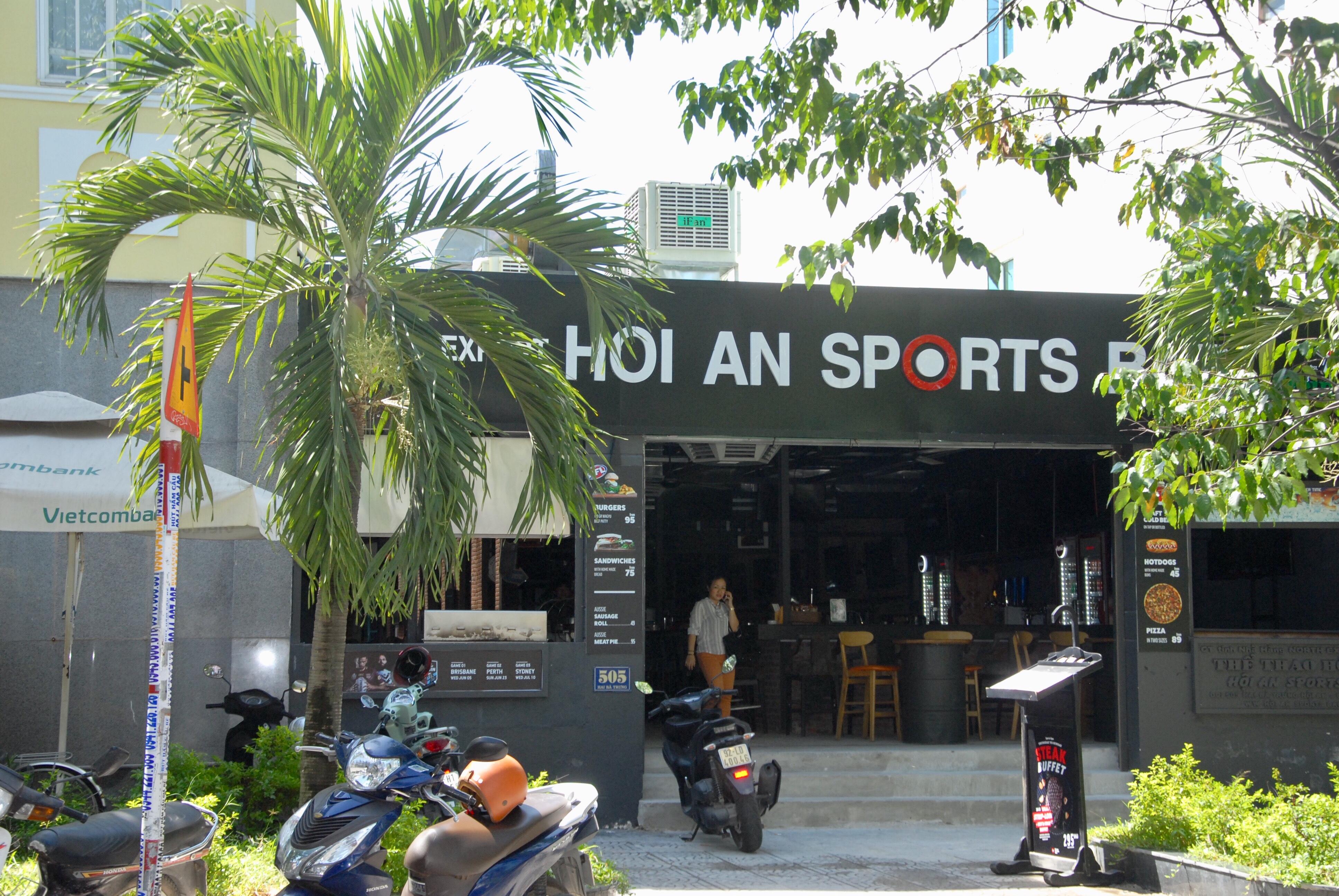 Giải pháp làm mát Hoi An Sports