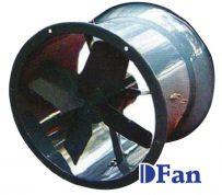 Quạt thông gió DFT – Motor tỏa nhiệt