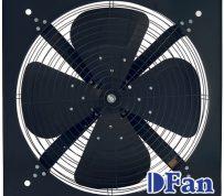 Quạt thông gió công nghiệp có lưới bảo vệ